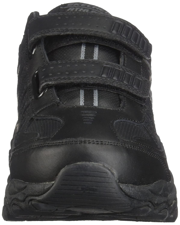 Skechers-Men-039-s-After-Burn-Memory-Fit-Strike-Off-Lace-Up-Sneaker thumbnail 11