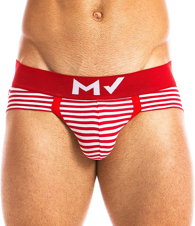 Modus Vivendi Marine Jockstrap Red