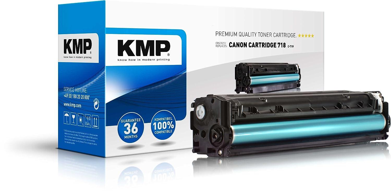 KMP C-T19 - 2662B002AA Tóner Canon CRG718BK 2662B002AA - 88c95d