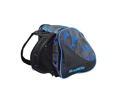 Sportube Traveler Gear y bolsa para botas, color diseño de cuadros, tamaño n/a, volumen liters 50.0