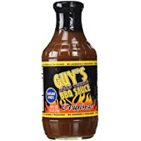 Guys Award Winning Sugar Free BBQ Sauce, Original, 18 Oz.