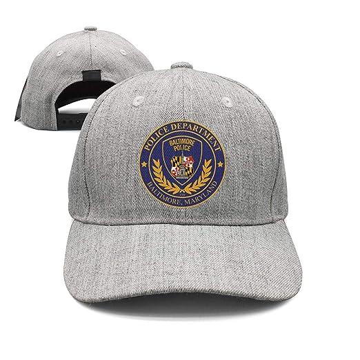 09ee5e17e Amazon.com: YAYSA Unisex Casual Cotton Trucker Cap-Maryland ...