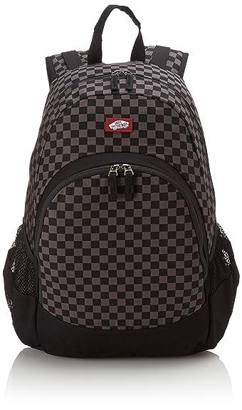 tarjoavat alennuksia kengät halvalla parhaat tarjoukset Vans Van Doren Backpack - Black/Charcoal, Medium: Amazon.co ...