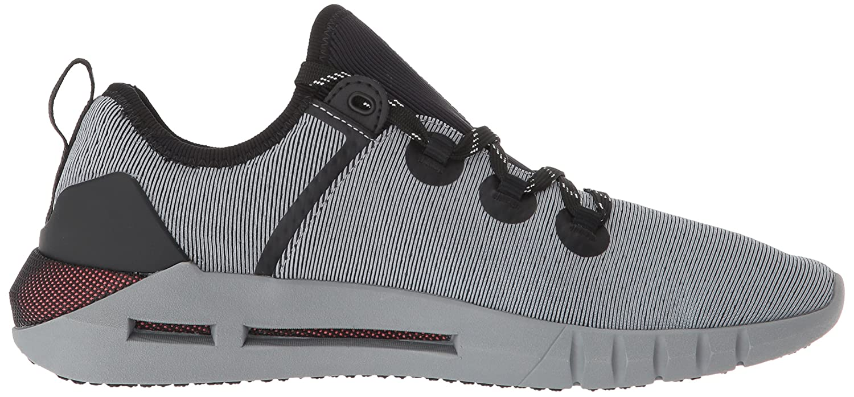 Under Armour Women's HOVR SLK Sneaker B076S53BT1 6.5 M US|Black (003)/Steel