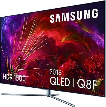 Samsung QLED 2018 65Q8FN - Smart TV Plano de 65