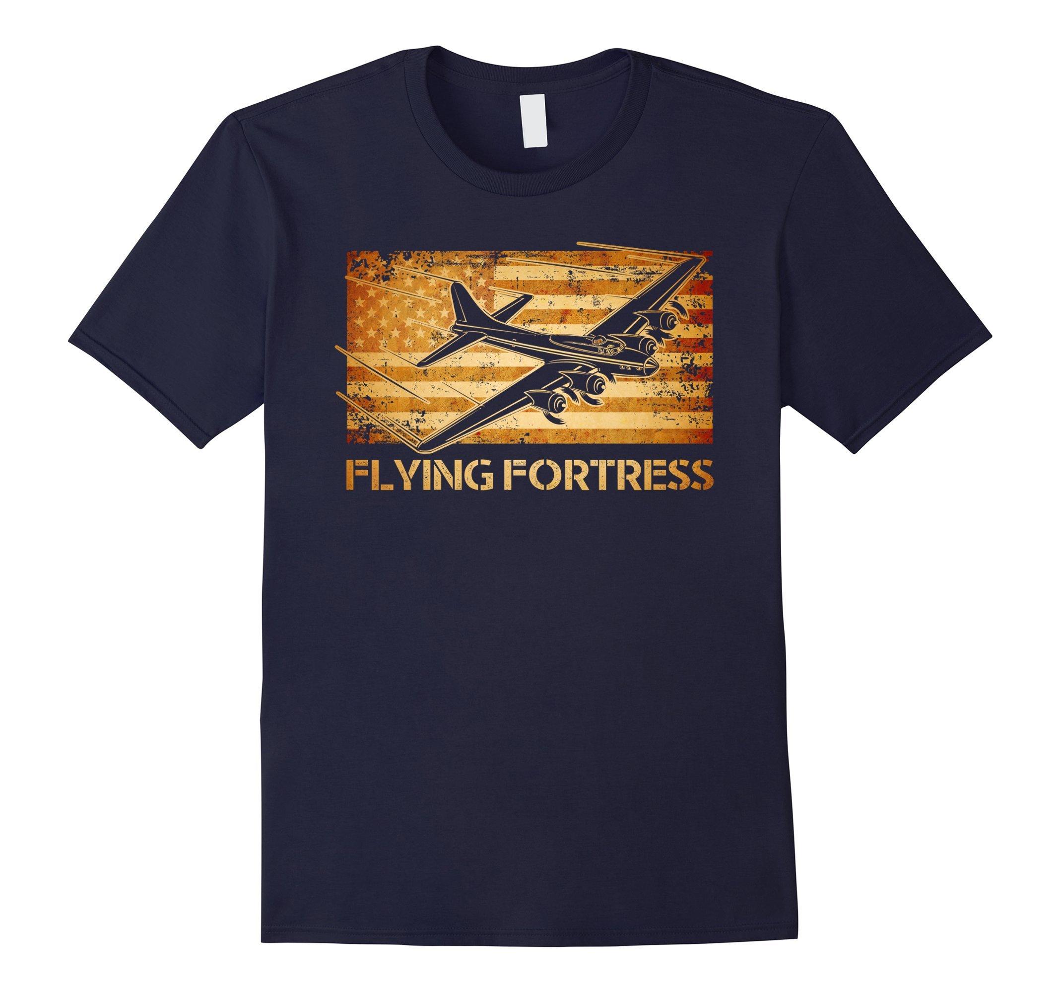 B 17 Flying Fortress T Shirt