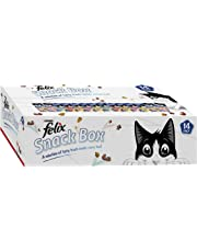 Felix Cat Treats Snack Box, 780 g, Pack of 14