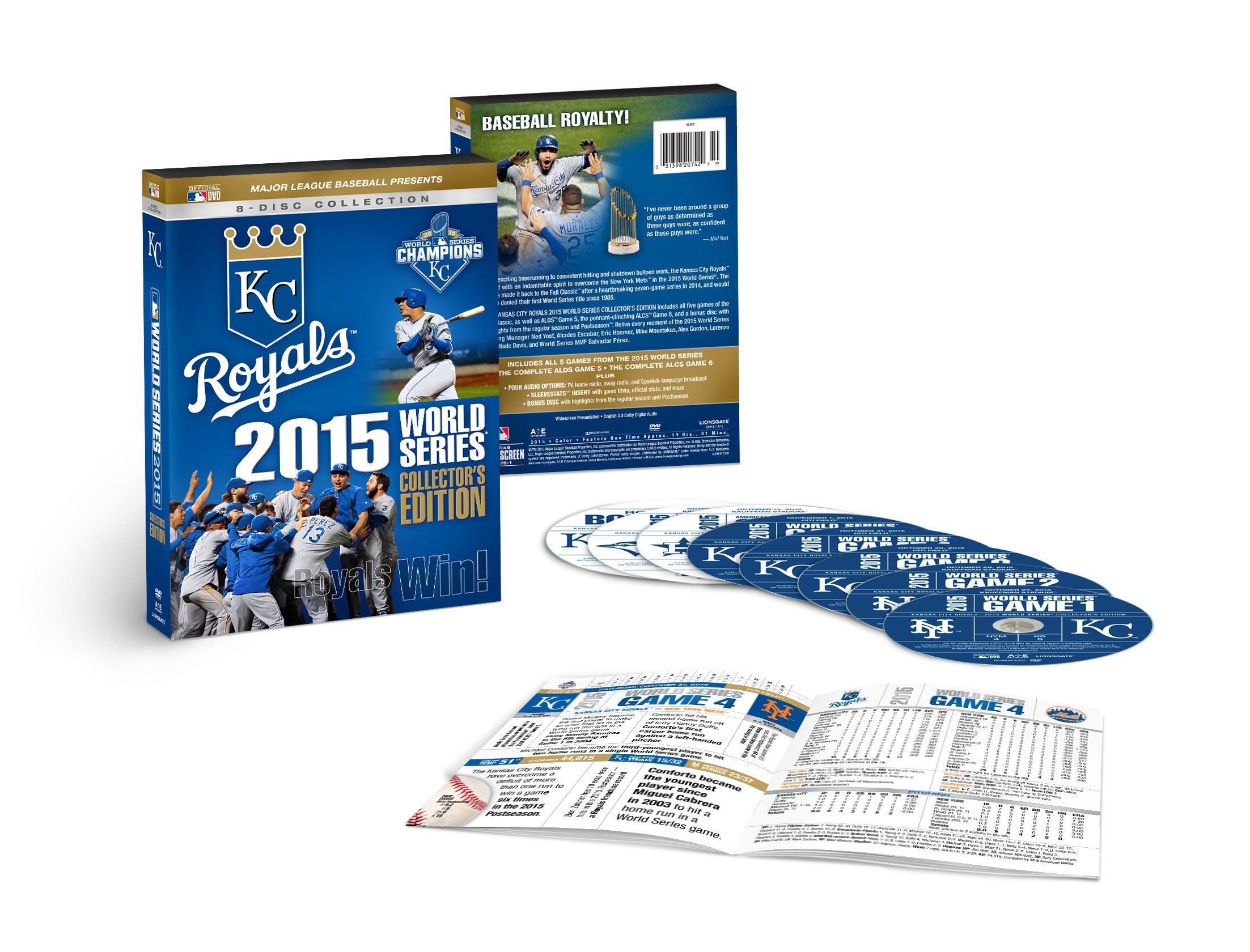 2015 World Series Collection [DVD] by Lionsgate