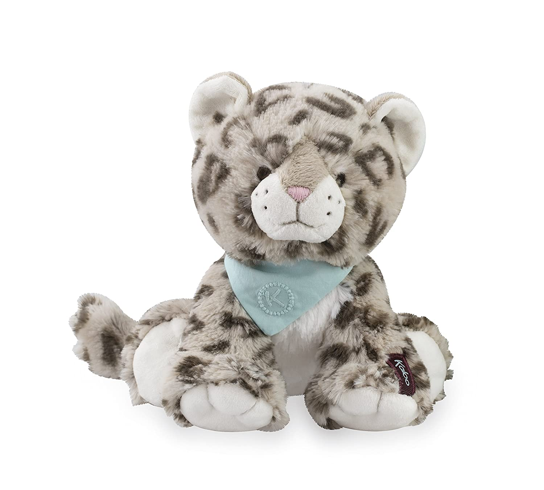 Kaloo K969318 Medium Juratoys US Corp Kaloo Les Amis Cookie Leopard Animal Plush