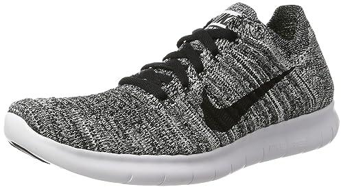 Nike Zapatillas de Running para Niños, Blanco (White/Black), 40 EU: Amazon.es: Zapatos y complementos