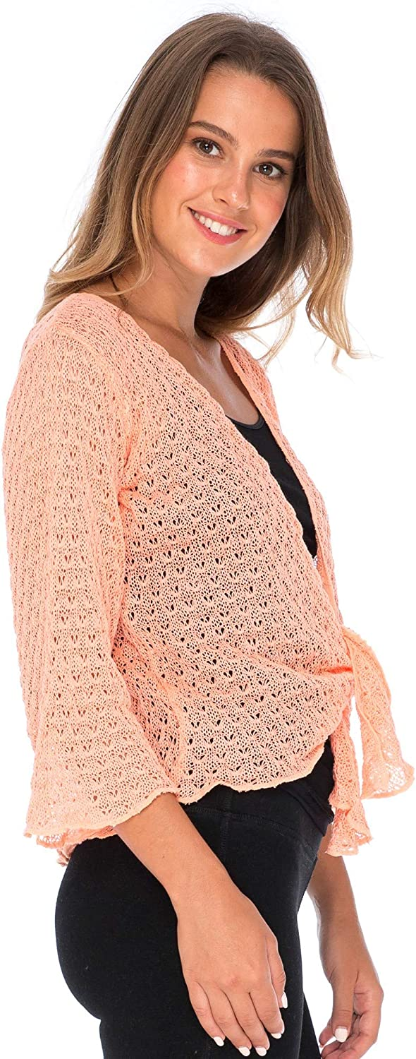 oodji Ultra Womens Knitted Pullover with Embroidered Front