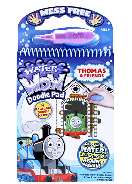 Buy Giddy-up Thomas Water Wow Activity Book Online at Low ...