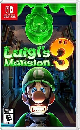 Amazon Com Luigi S Mansion 3 Nintendo Switch Digital Code Video Games