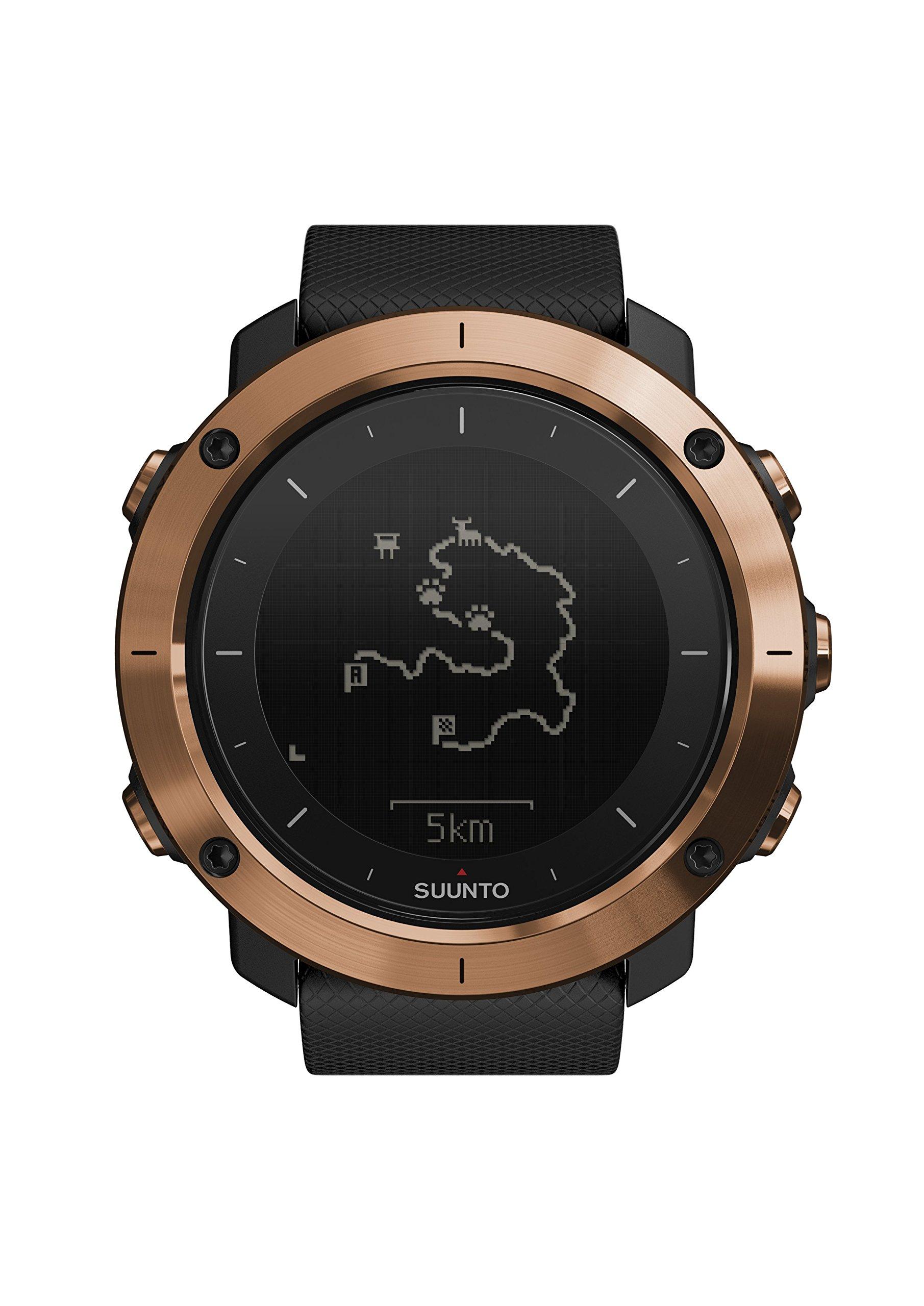SUUNTO Traverse Alpha GPS Watch- Copper