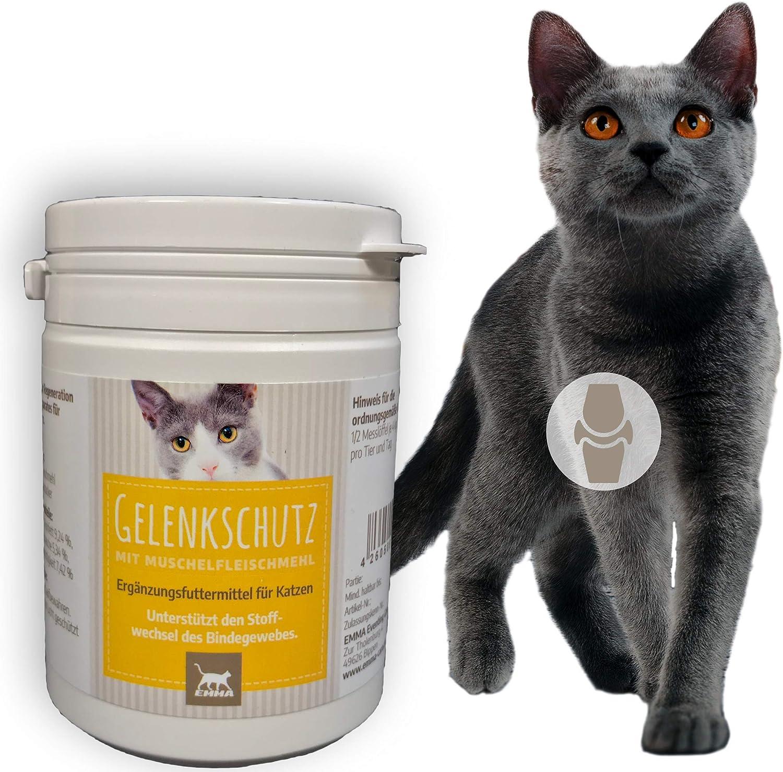 EMMA Protección Articular Gatos I Suplemento nutricional con ...