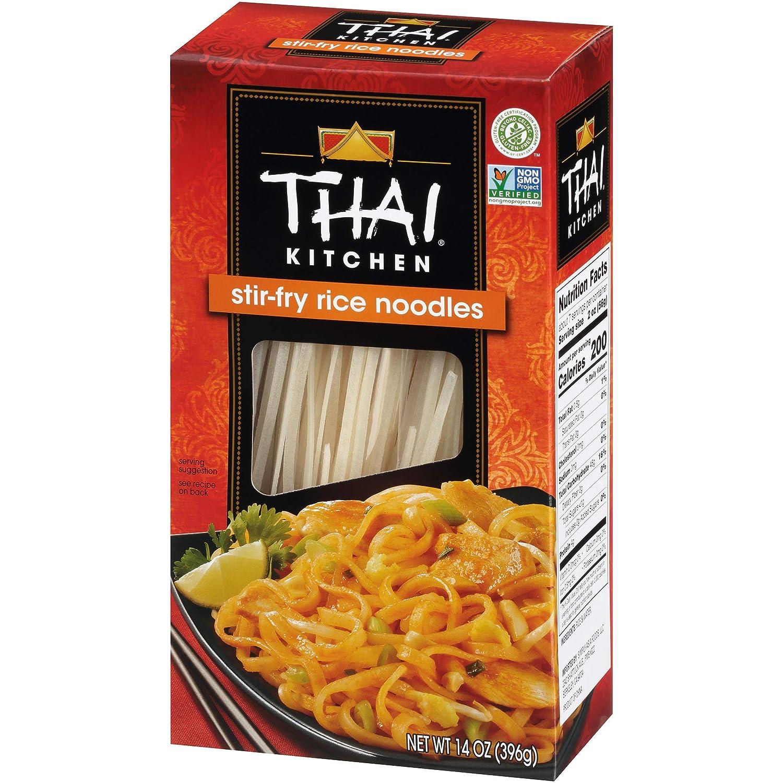 Thai Kitchen Gluten Free Stir Fry Rice Noodles 14 Oz