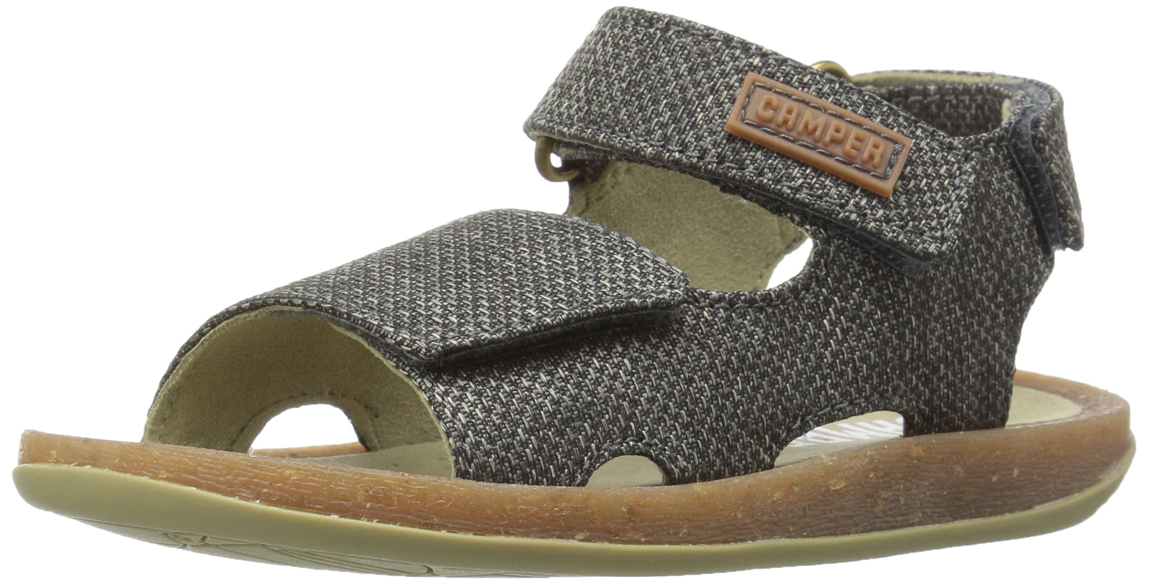 Camper Kids Kids' Bicho K800075 Slip-On, Grey, 32 EU/1 M US Little Kid by Camper