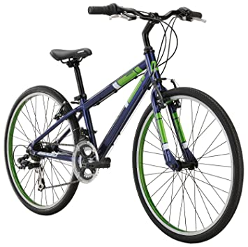Diamondback Bicycles Insight 24 Kid S Hybrid Bike 24