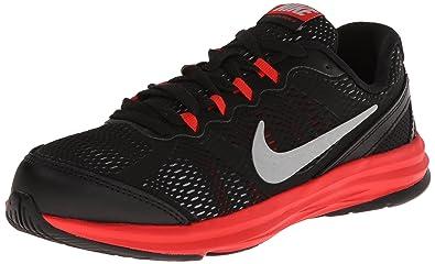 Boy's Nike Dual Fusion Run 3 Running Shoe (3.5Y-7Y) Black/