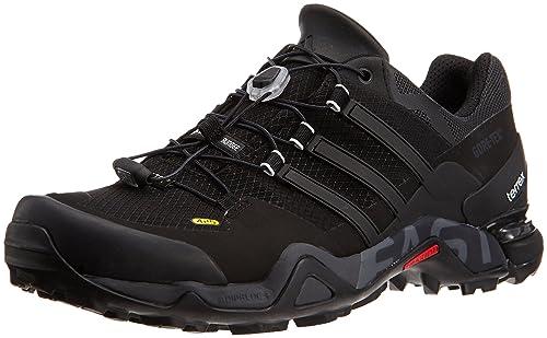 wholesale dealer 53a42 e304e adidas Terrex Fast R Gtx - zapatillas de trekking y senderismo de material  sintético hombre, color negro, talla 38 2 3  Amazon.es  Zapatos y  complementos