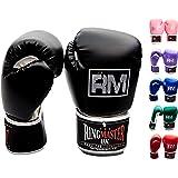 Kids Boxing Gloves Kickboxing Martial Arts Children Punch Mitts Bag RingMaster UK