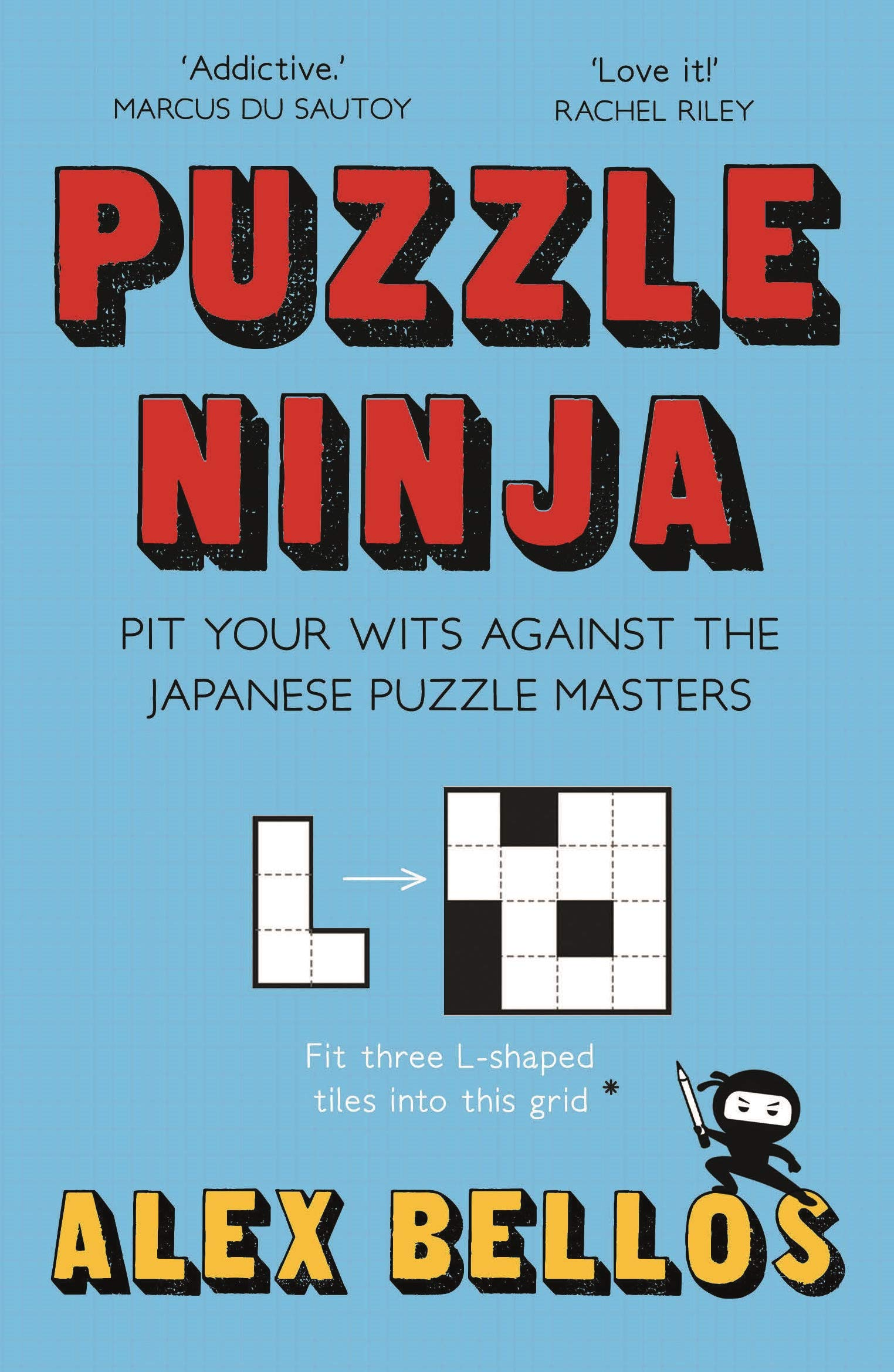 Puzzle Ninja: Pit Your Wits Against The Japanese Puzzle ...