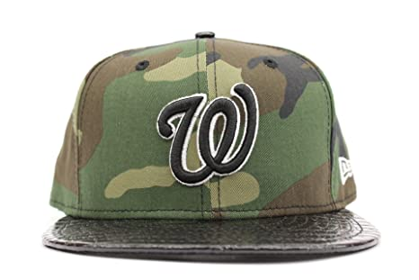quality design f6d07 620a0 ... good new era 9fifty strap back cap camouflage crocodile run washington  nationals 142c9 b4a86