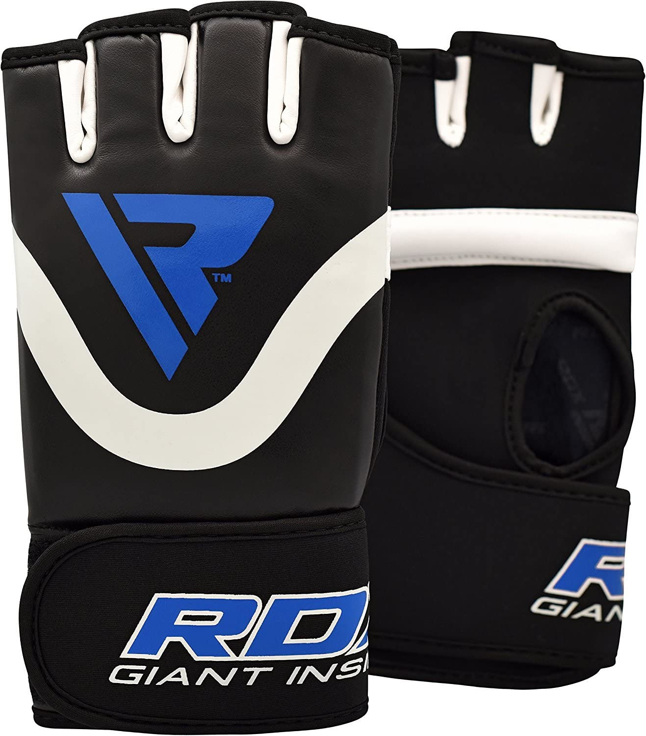 RDX Boxing Hand Wraps Inner Gloves for Punching Heavy Bag Martial Arts Maya Hide Leather Fist Protector under Mitts Kickboxing Multi-Purpose Training /& Combat Sports Muay Thai Great for MMA