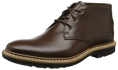 Timberland Men's Naples Trail Ankle Boots, Brown (Dark Rubber), 8 UK 42