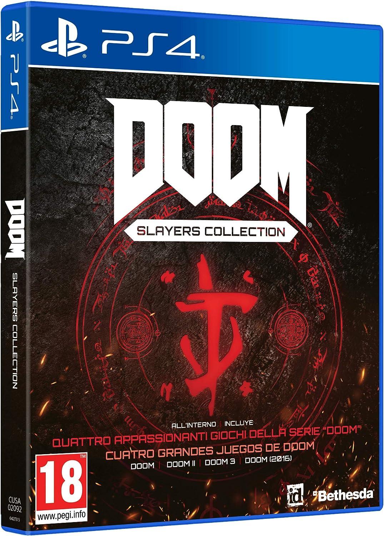 Doom Slayers Collection - PS4: Amazon.es: Videojuegos