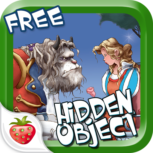 Hidden Object Game FREE - Beauty and the Beast (Beauty And The Beast Hidden Object Game)