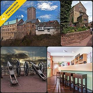 Luce del viaggio–3giorni kurzurlaub in Eisenach im Ibis Hotel–Buono kurzreise kurzurlaub viaggio regalo