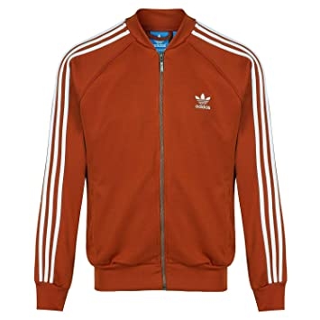 00912868d51e adidas Superstar Men s Tracksuit Jacket  adidas  Amazon.co.uk  Sports    Outdoors