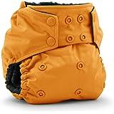 Rumparooz OBV One Size Cloth Diaper - Snap - Saffron