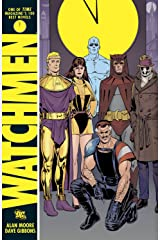 Watchmen (International Edition) Kindle Edition