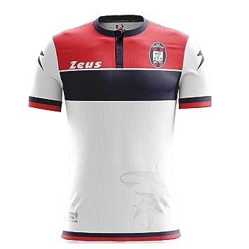 Camiseta oficial 2016/17 Crotone Fútbol Away Zeus, XL