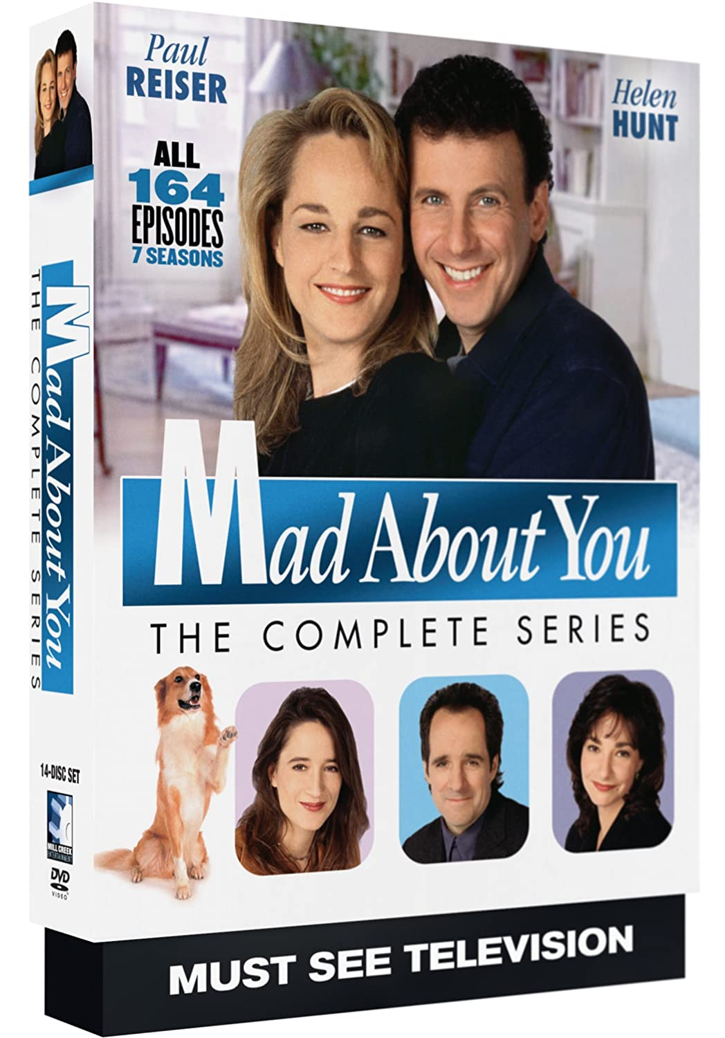 Mad About You - The Complete Series Paul Reiser Helen Hunt Anne Ramsay Various