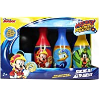 What Kids Want Mickey Clubhouse - Juego de Cuencos