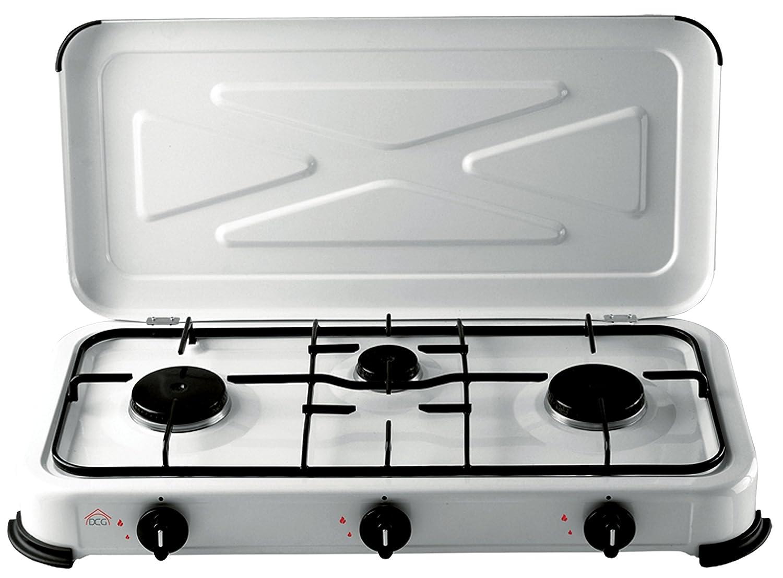 DCG FBA_3Y-9NBF-A8KN Fornello, 1500 Watt: Amazon.it: Casa e cucina
