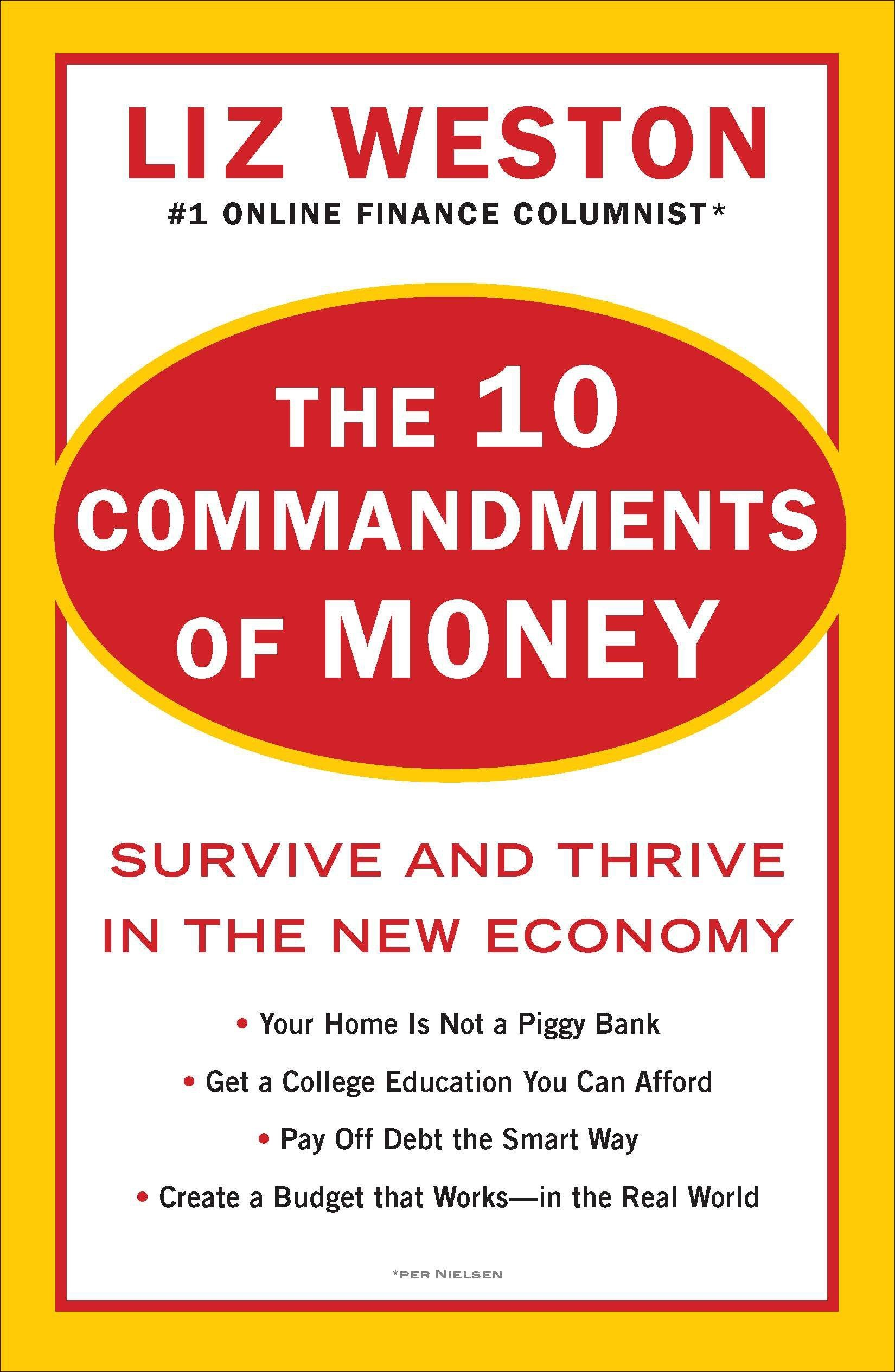 The 10 Commandments of Money: Survive and Thrive in the New Economy ebook