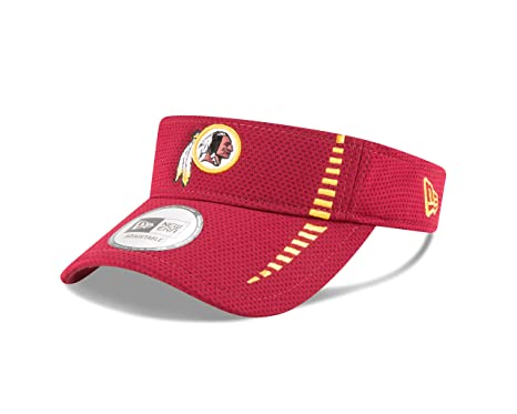 Amazon.com   New Era NFL Washington Redskins NE Speed Visor b2ae9f51f8b
