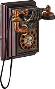 "Magic Power 8"" Halloween Animated Haunted Phone, 41761B"