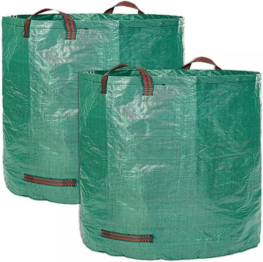 zhougtry - Bolsa de Basura para jardín, diseño de Rama de árboles: Amazon.es: Jardín