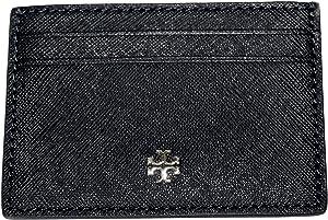 7e7afab249175 Amazon.com  Tory Burch Emerson Foldable ID Holder Card Case Wallet ...