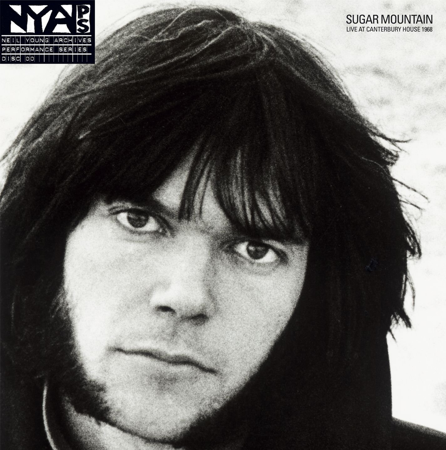 Sugar Mountain: Live at Canterbury House 1968 [Vinyl] by VINYL