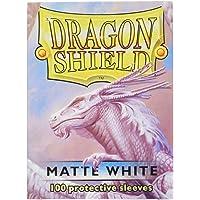 Dragon Shield Sleeves White
