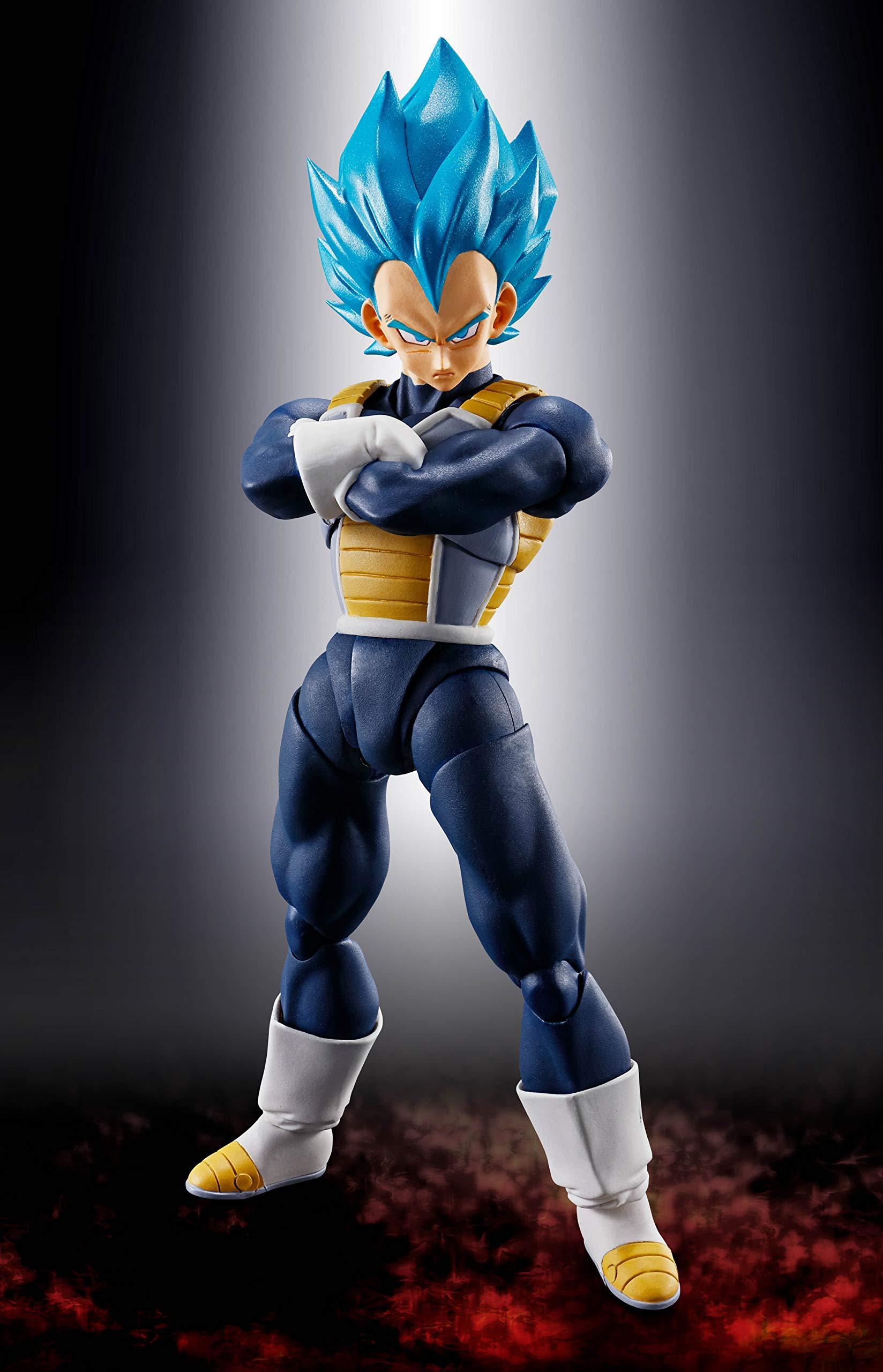 Tamashii Nations Bandai S H Figuarts Super Saiyan God Super Saiyan