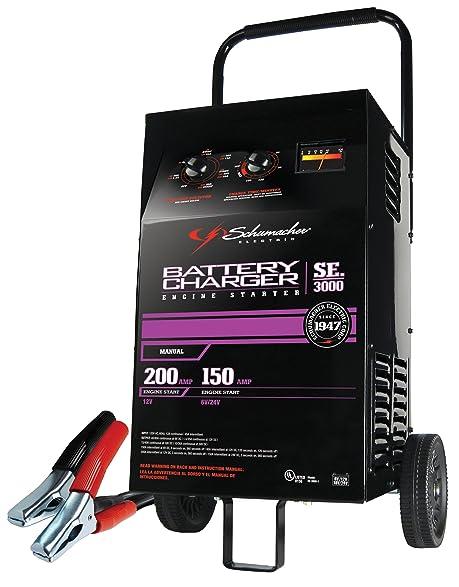 81 FlTjYx%2BL._SY587_ amazon com schumacher se 3000 1 5 200 amp manual fleet battery  at highcare.asia