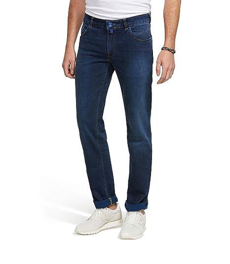 M 5 BY MEYER Herren Jeans Hose Regular Fit Five Pocket