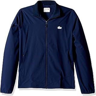 12e1b9122f9a Lacoste Men s Solid Nylon Windbreaker at Amazon Men s Clothing store